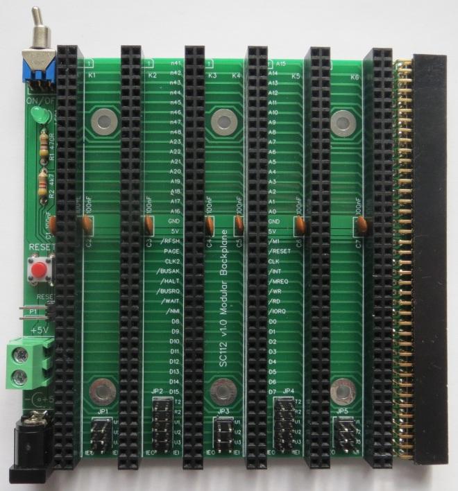 SC112 v1.0 Assembled - 2