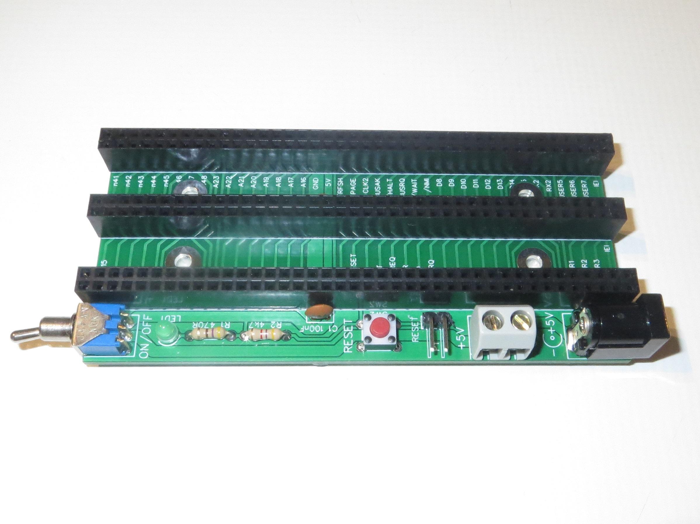 SC116 v1.0 Assembled