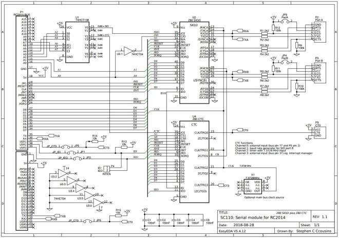 Schematic v1.1